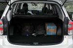 森林人(进口)行李箱空间图片