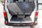 凯路威行李箱空间图片