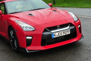 进口日产GT-R 新款GT-R 外观