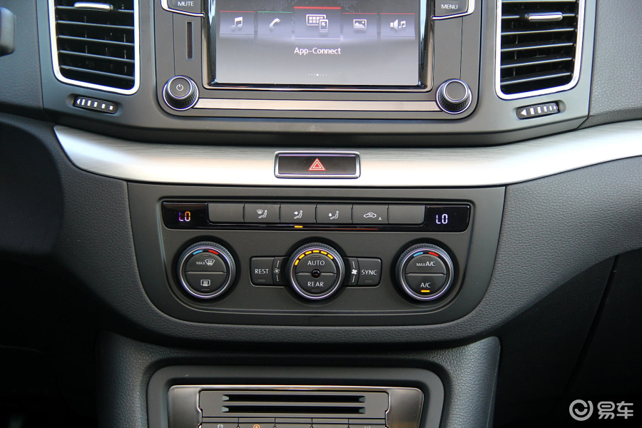 8tsi 舒适型中控台空调控制键汽车图片