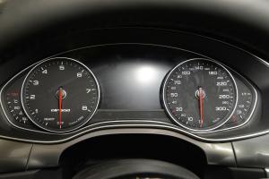 奥迪A6 allroad仪表 图片