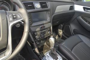 X55中控台驾驶员方向