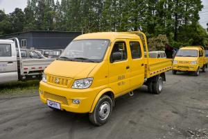 长安新豹2 黄色