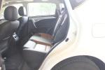 吉利远景SUV              后排空间