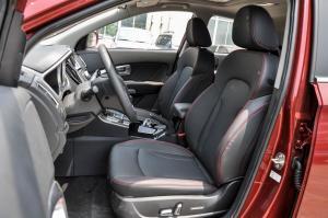 华泰XEV260驾驶员座椅图片