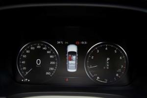 进口沃尔沃S90 仪表
