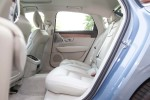 沃尔沃S90(进口)后排空间图片