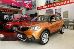 中华V3 2016款 1.5L 自动 精英型