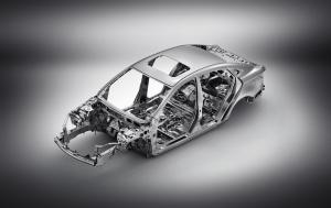 加强3H结构车身