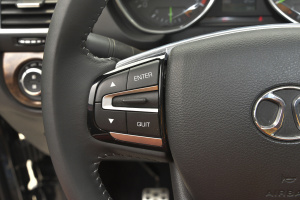 BJ80方向盘功能键(左)