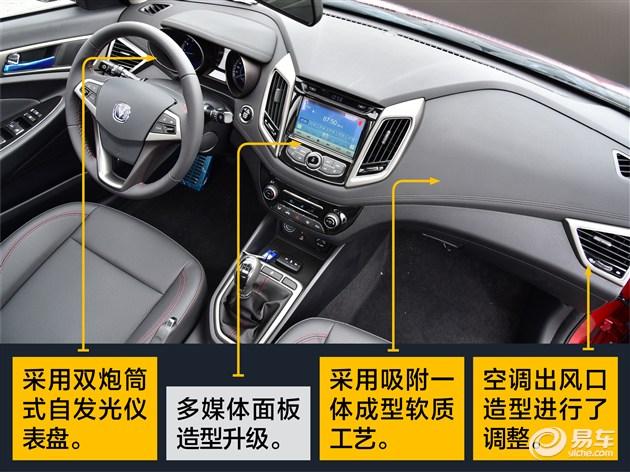 长安轿车逸动评测 最新逸动车型详解高清图片