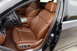 宝马7系(进口)驾驶员座椅图片