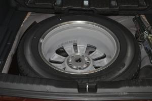 CR-V备胎