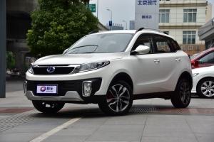 昌河Q35 2016款 1.5L 自动 炫智版