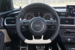 奥迪RS6(进口)方向盘图片