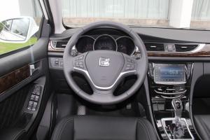 众泰Z500完整内饰(驾驶员位置)图片