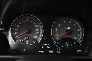 宝马M2(进口)仪表盘背光显示图片
