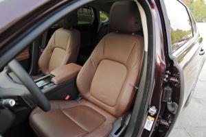 捷豹XFL                驾驶员座椅