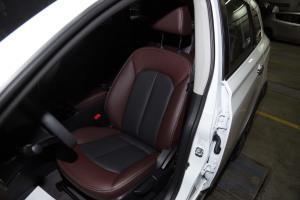 启辰T70X驾驶员座椅图片