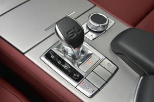 奔驰SL级换挡杆图片