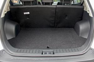 瑞风S3行李箱空间图片