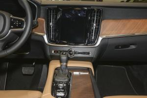 进口沃尔沃S90 中控台正面