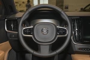 进口沃尔沃S90 方向盘