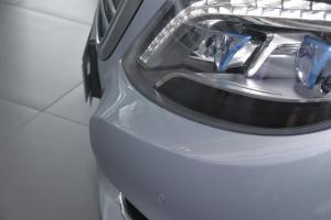S级2016款 500 eL 外观钻石银色金属漆 内饰灰色/灰色
