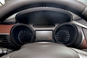 比亚迪G5仪表盘图片