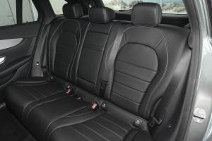 进口奔驰GLC级AMG 后排座椅