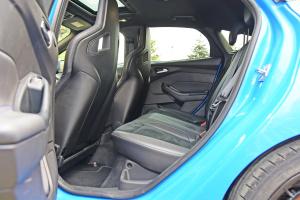 福克斯RS后排空间图片