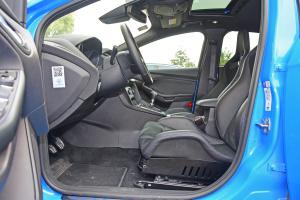 福克斯RS前排空间图片