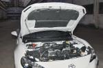 丰田86                 发动机盖开启