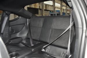 丰田86                 后排座椅