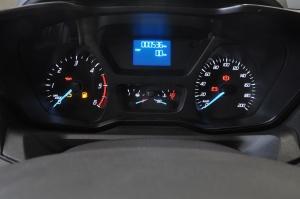 福特新全顺仪表盘背光显示图片