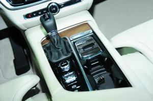 沃尔沃S90长轴版 挡把
