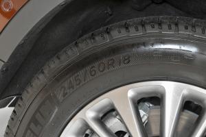 MKX轮胎规格