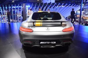 AMG GT奔驰AMG GT图片