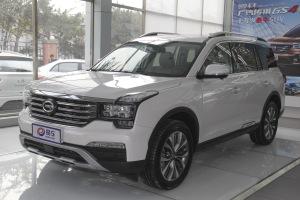 广汽传祺 传祺GS8 2016款 2.0T 自动 320T 两驱豪华智联版