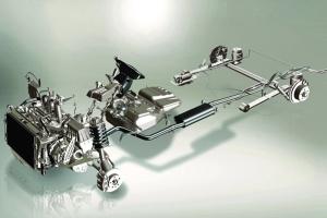 上汽大通MAXUS V802017款 尊杰图片