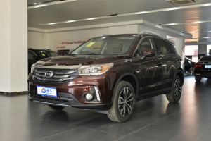 广汽传祺 传祺GS4 2017款 1.5T 自动 235T 两驱尊贵版