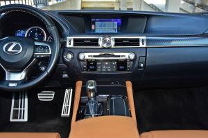 雷克萨斯GS2016款 雷克萨斯 GS200t F SPORT图片