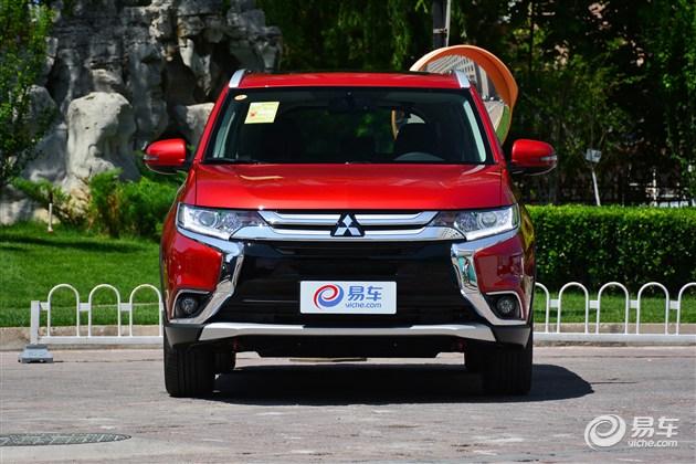 广汽三菱新款欧蓝德上市 售价15.98-22.38万元