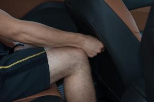 科沃兹后排腿部空间体验