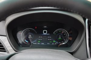 秦EV300仪表盘图片