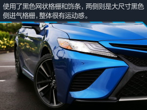 凯美瑞2018款 丰田凯美瑞 2.5L XSE 北美版