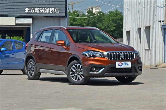 铃木骁途预售10-16.5万元 推2种动力共7款车型