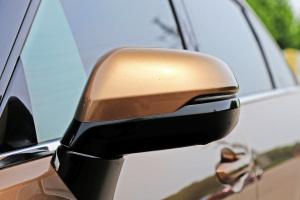 冠道2017款 广汽本田冠道 370TURBO 四驱 至尊版 琥珀金