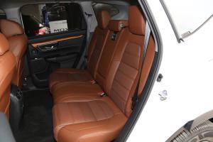 CR-V后排座椅