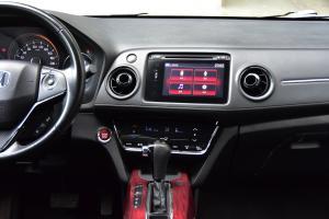 XR-V中控台正面图片
